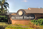 Oak Island Harbour