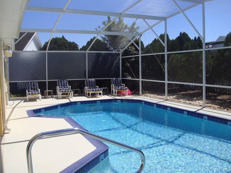 3 Bed Florida Villa sleeps 6. Private Pool. Wi-Fi.