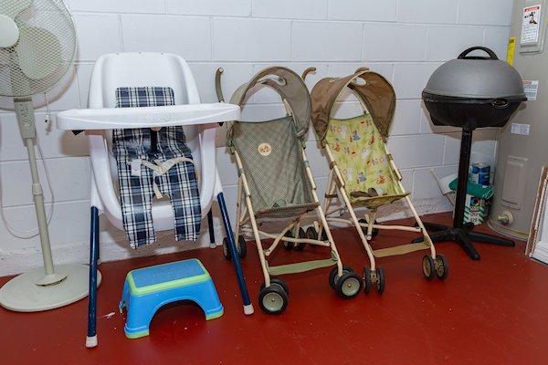 Lots of children's facilities