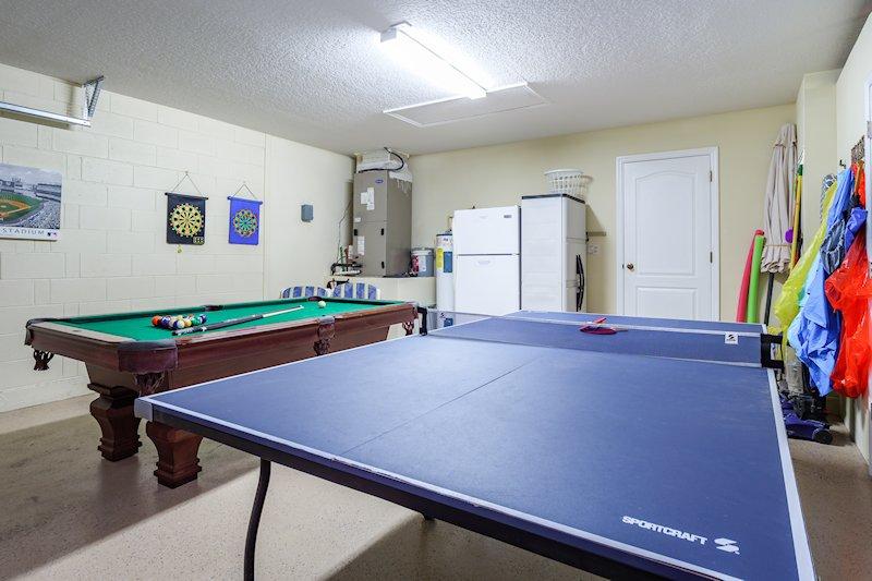 Table Tennis & Pool
