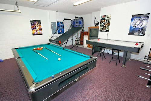 Games room View 1