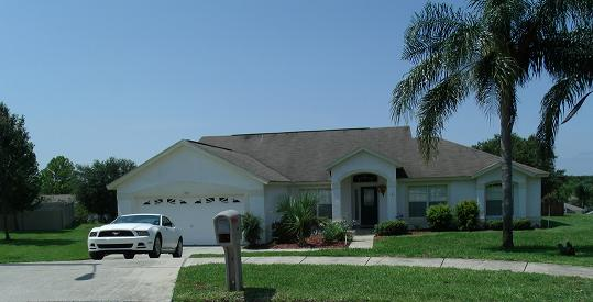 3 Bed Florida Villa sleeps 8. Private Pool. Wi-Fi. Games Room.