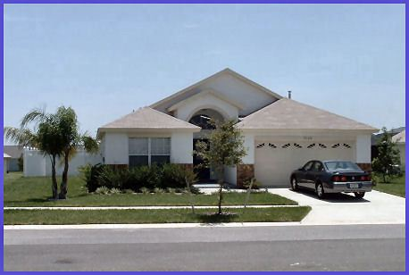 4 Bed Florida Villa sleeps 6. Private Pool. Wi-Fi. Games Room.