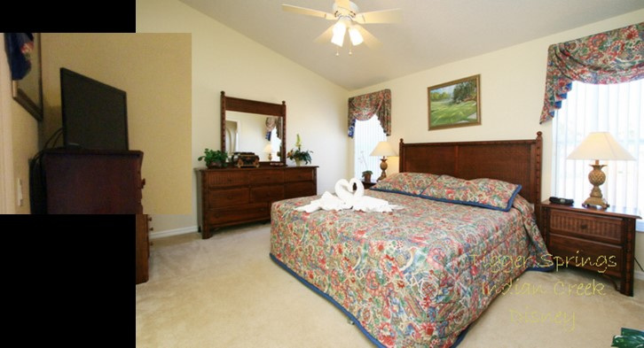 Master King Ensuite bedroom