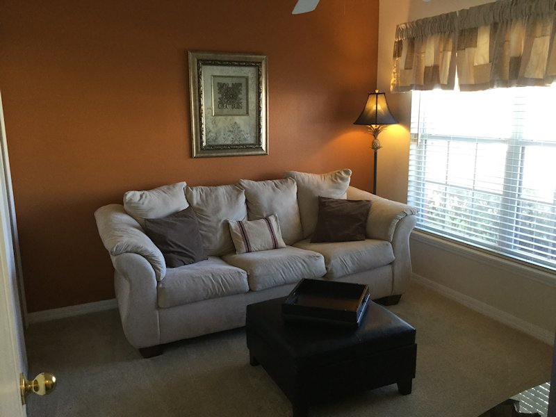 2nd Family/TV room with XBox gaming system
