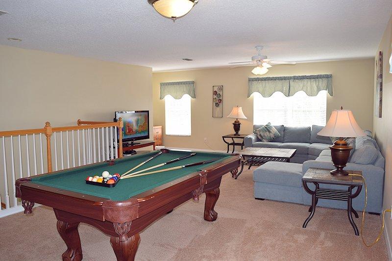 Upstair Living/Play Area