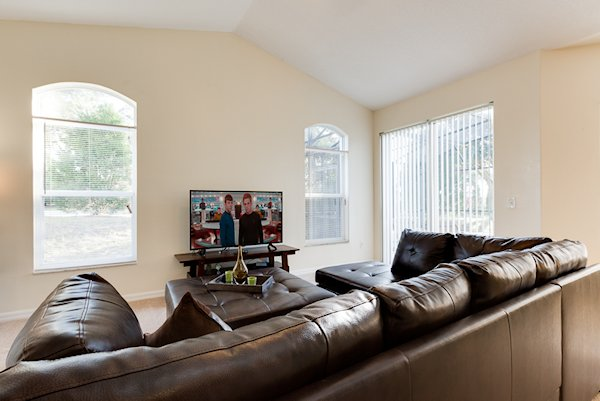 Family TV Area