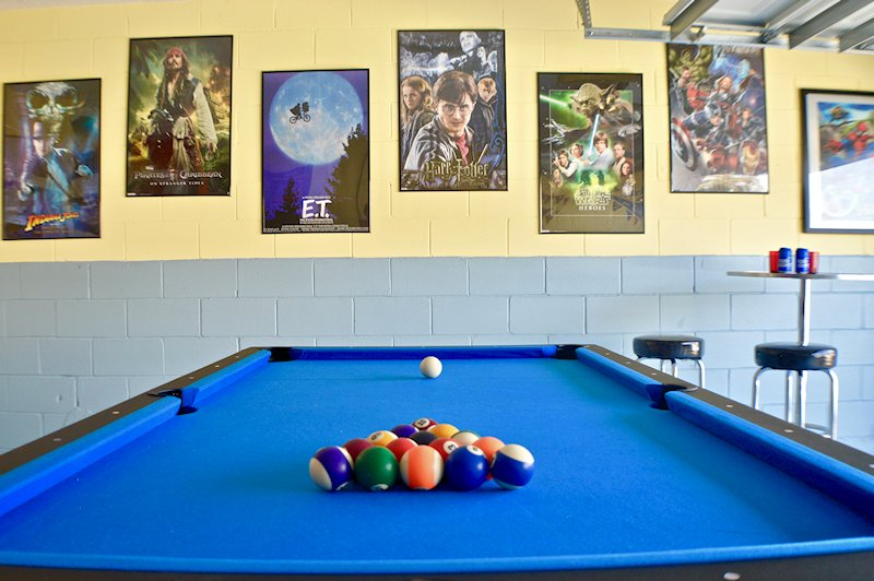 Rack up a game of pool